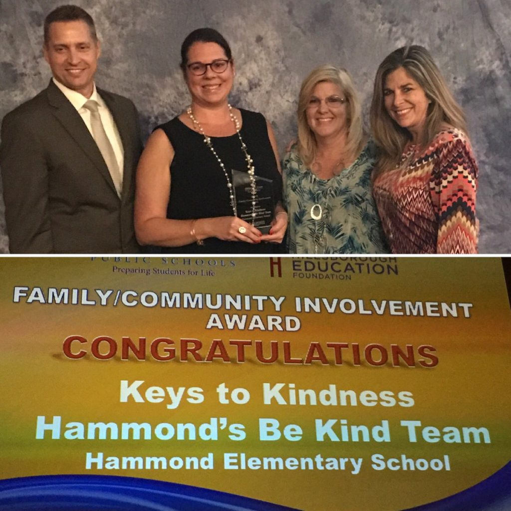 2017 Hillsboro Community Involvement Award