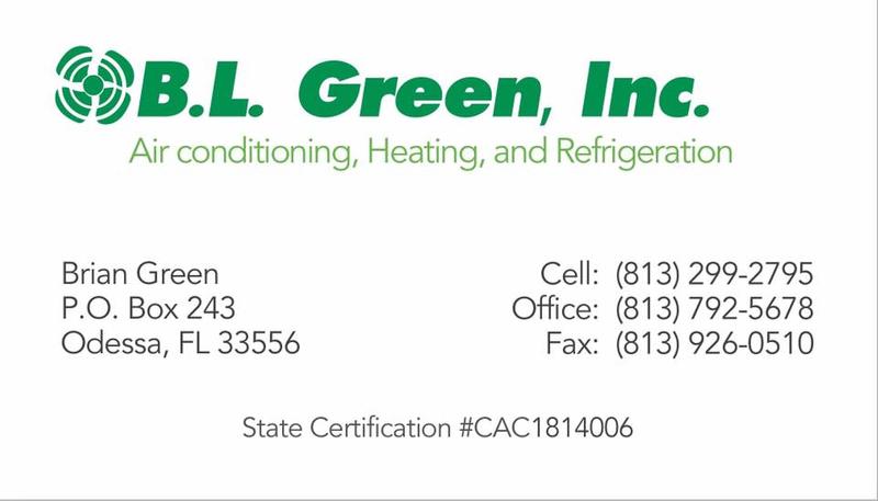 B. L. Green, Inc